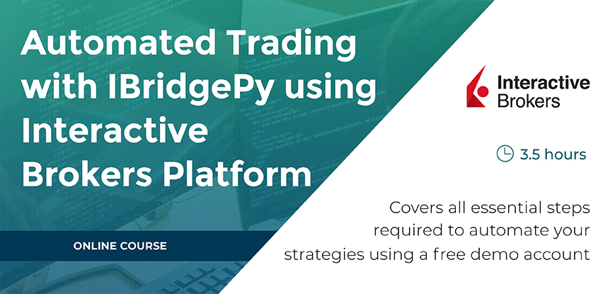 Automated Trading Free Course for Interactive Brokers Platform