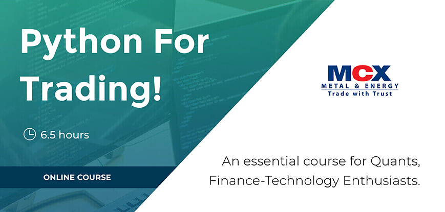 Python for Trading Course